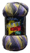 King Cole Party Glitz 4ply 100g - RRP £5.47 - OUR CLEARANCE PRICE £2.45